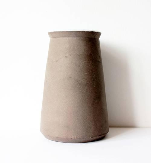 Stoneware Carafe / Vase