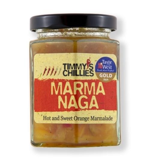 MarmaNaga© Hot & Sweet Marmalade