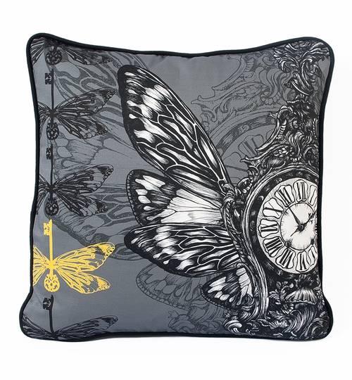 """Timeflies"" Cushion"