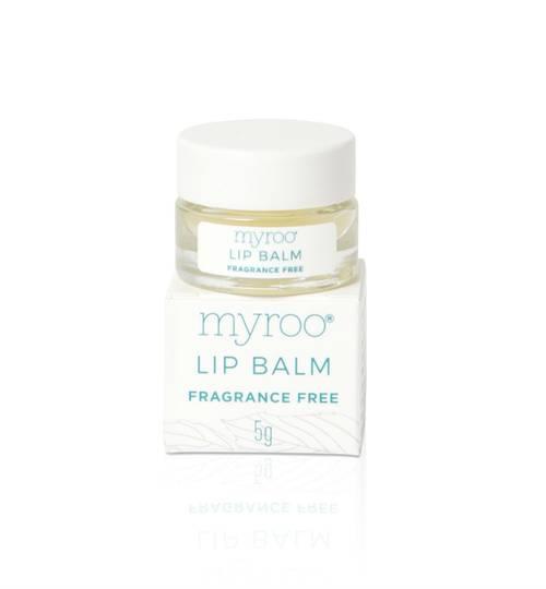 Lip Balm Fragrance Free