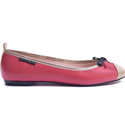 Eastern Coral - Ballet Flat Shoes