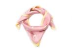 Flamingo Silk Scarf