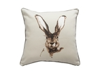 Jackrabbit Cushion - Dusted Stone