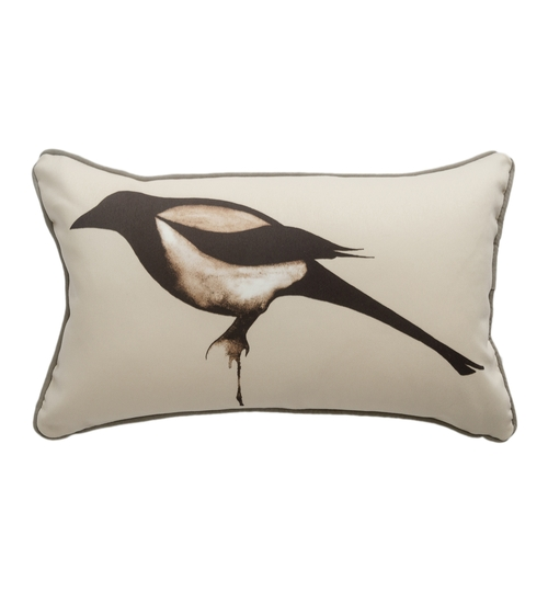 Magpie Cushion