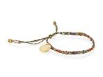 Wayuu Social Impact Bracelet - Gold