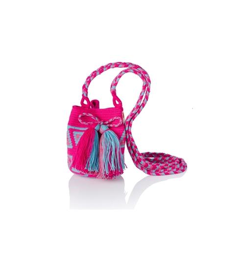 Katsüinwaa Mini Wayuu Mochila Bag
