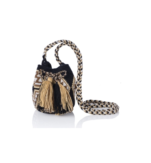 Mini Wayuu Mochila Bag
