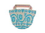 Wayuu Handmade Beach Bag - Flowers