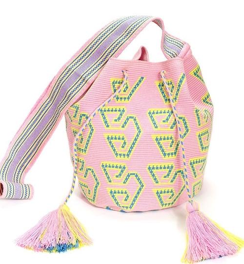 Wayuu Kalepusuya Large Mochila Bag