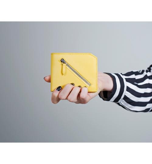 Alien Globetrotter Wallet - Mondrian