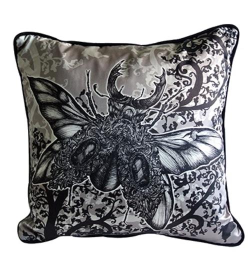 """""""Lockbug"""" Cushion"""