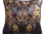 """Cicada Void"" Cushion"