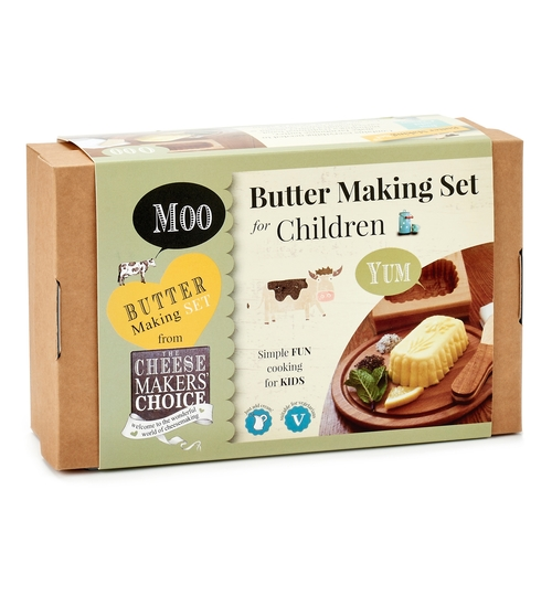 Children's Butter Making Set