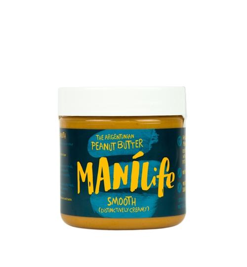 ManíLife Smooth (295g) Peanut Butter