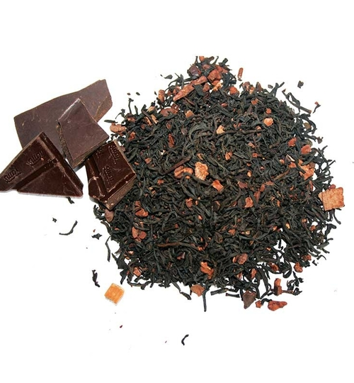 Chocolate Brownie Loose Leaf Black Tea