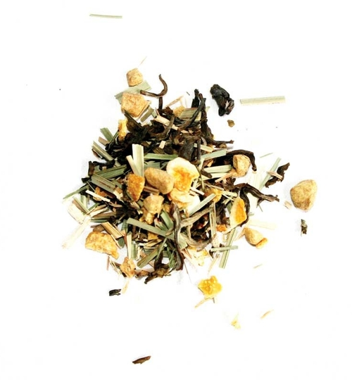 Lemon & Ginger Loose Leaf Herbal Tea