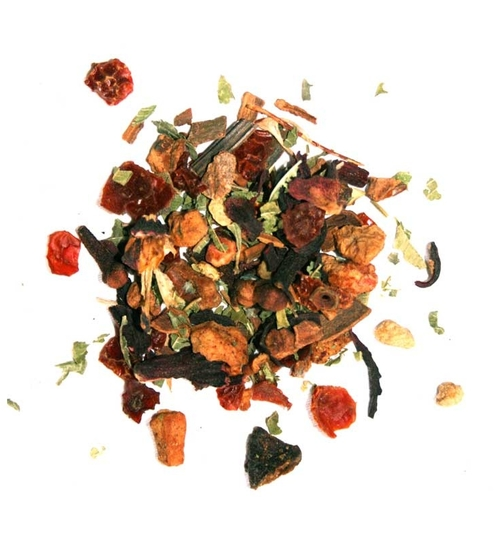 Spiced Orange Loose Leaf Herbal Tea