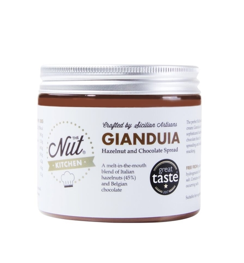 Gianduia - Hazelnut & Chocolate Spread