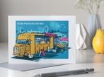 South Bank Food Market, Greetings Card