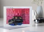 The London Black Cab, Greetings Card
