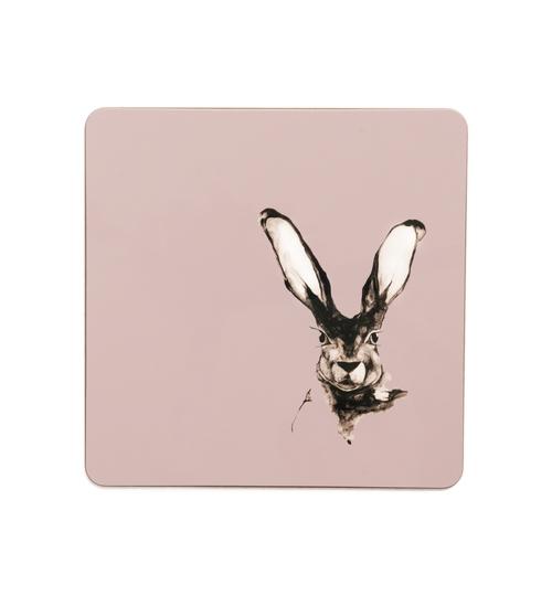 Jackrabbit Placemats - Heather
