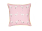 Flamingo Cushion - Cotton Candy