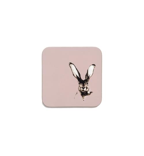 Jackrabbit Coasters - Heather