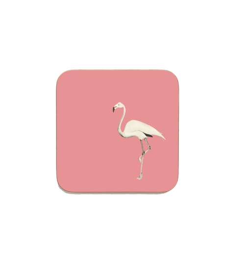 Flamingo Coasters - Miami Pink