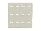 Flamingo Placemats - Dusted Stone