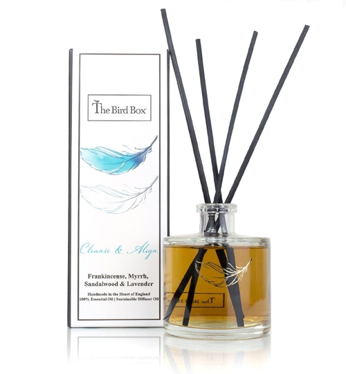 'Cleanse And Align' Frkncense Diffuser