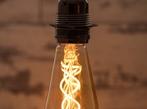 LED Light Bulb: Teardrop Spiral