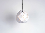 Globe Powder Coated Moroccan Lamp