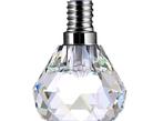 LED Light Bulb: Crystal Ball