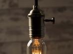 Vintage Light Bulb: Mini Tube SQ Cage