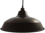 Industrial Lamp Shades Matt Black