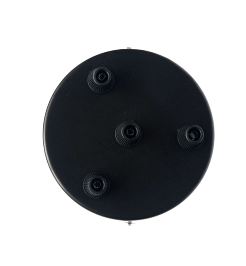 Multi Outlet Ceiling Rose - 4 Outlets