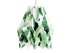 Tropical Origami Lightshade
