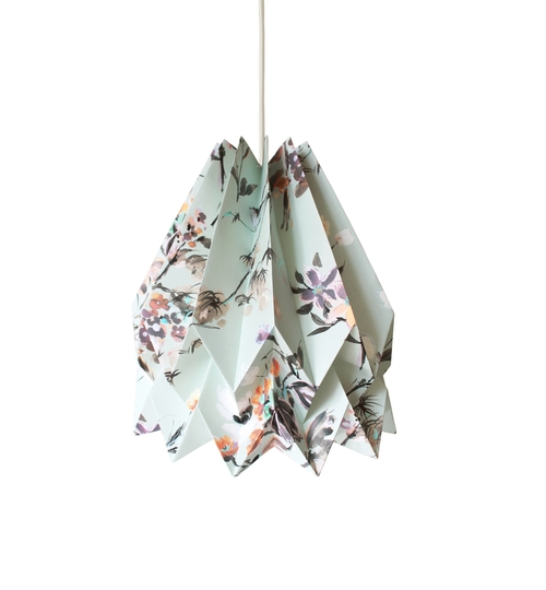 Little Bird Origami Lightshade